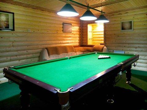 Arirang Hotel - Billiard