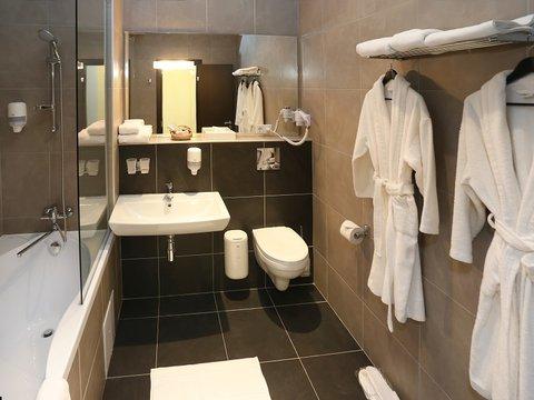 Citi Hotel Sova - Bathroom