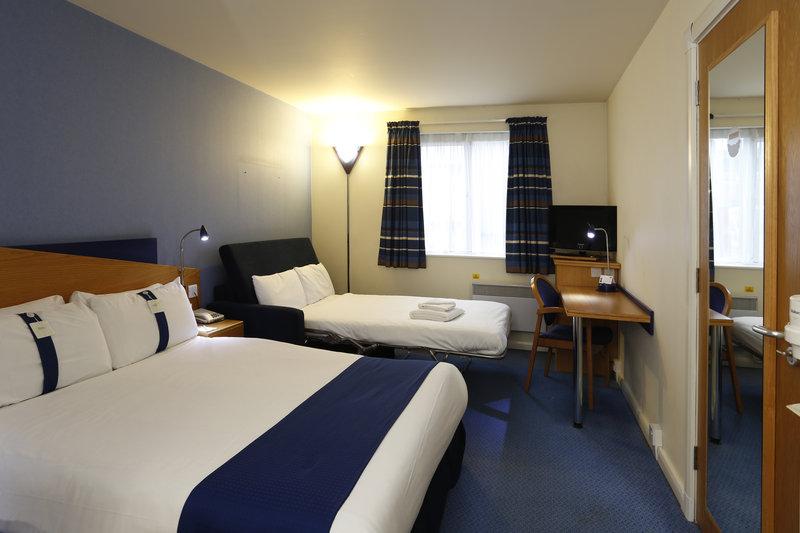 Holiday Inn Express Lichfield Vista della camera