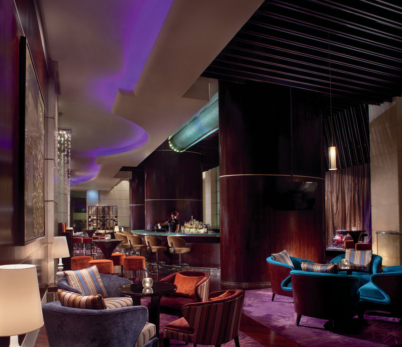 The Ritz Carlton Portman Shanghai Bar/lounge
