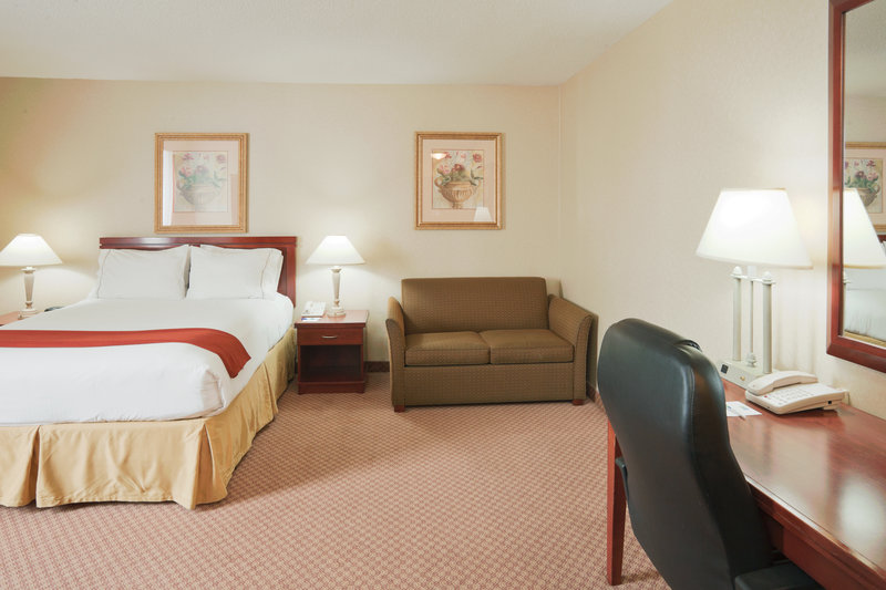 Holiday Inn Express Toronto-Downtown Zimmeransicht