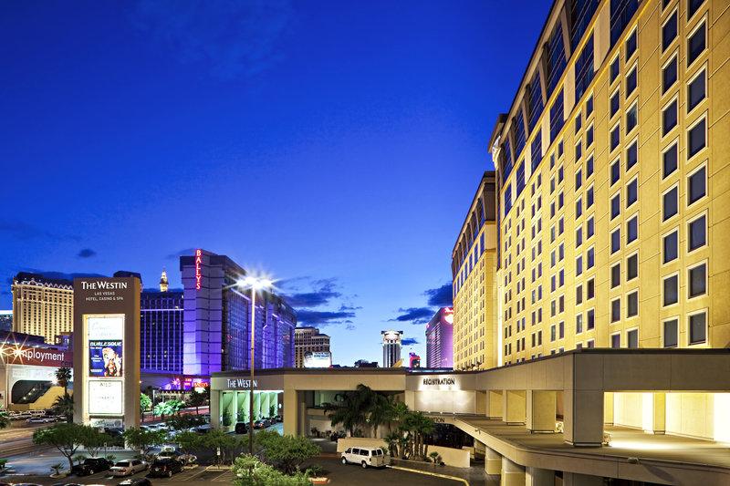 The Westin Casuarina Las Vegas Hotel, Casino & Spa Außenansicht