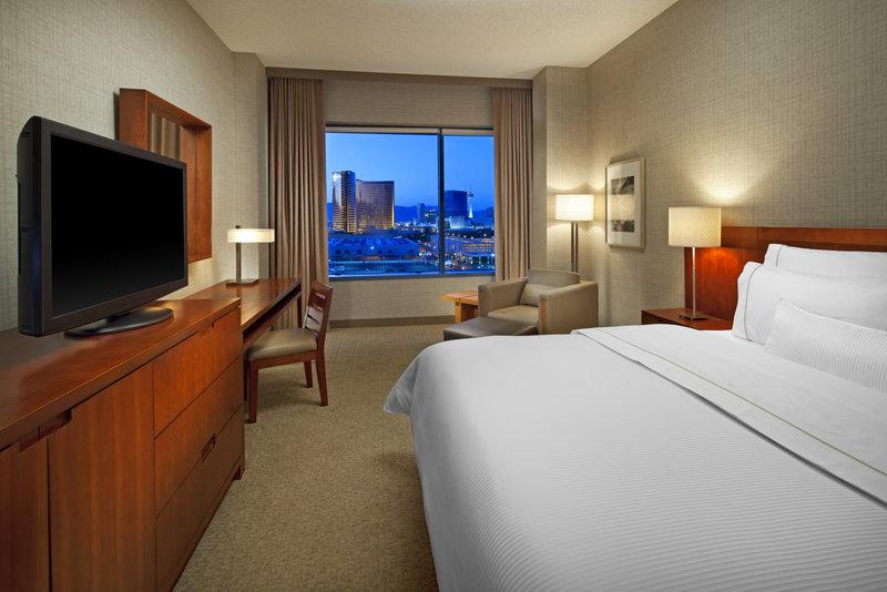 The Westin Casuarina Las Vegas Hotel, Casino & Spa Vista de la habitación