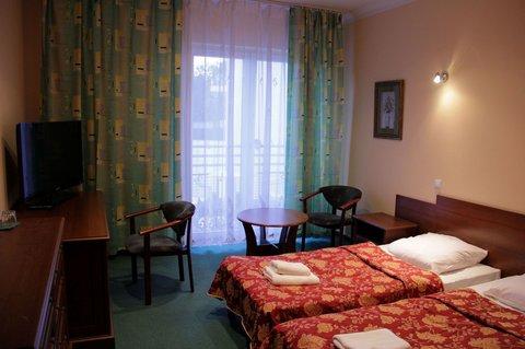 Doris SPA Kolobrzeg - Twin Room Comfort