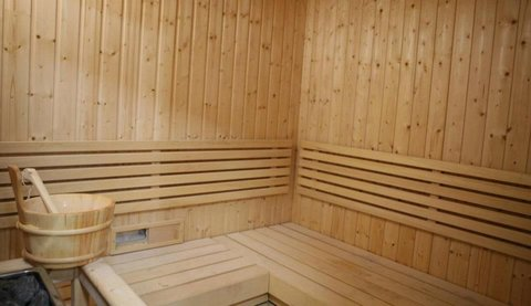 Seven Wonders Hotel - sauna