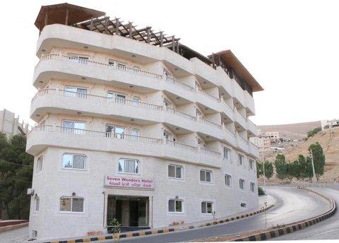 Seven Wonders Hotel - Exterior