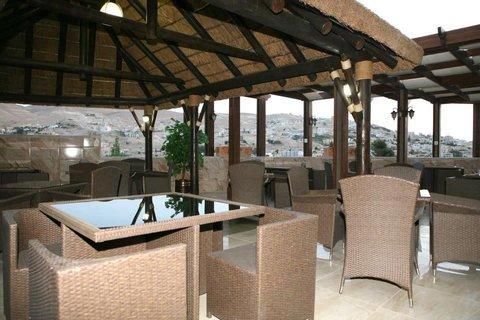Seven Wonders Hotel - terrace