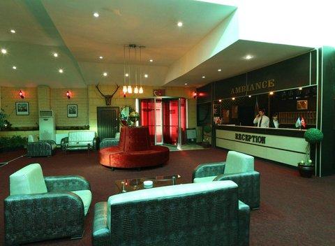 Ambiance Hotel - reception