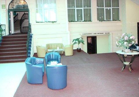 Ambiance Hotel - interior