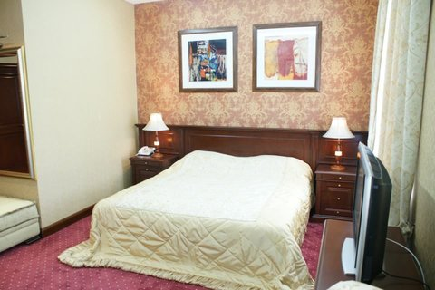Atrium Hotel - Double Room
