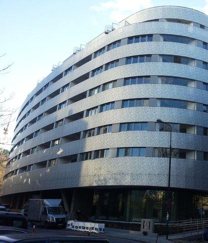 Oxygen Residence Warsaw - Outside