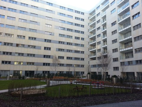 Oxygen Residence Warsaw - Patio