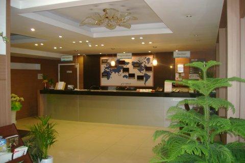 Diamond Hotel - Reception