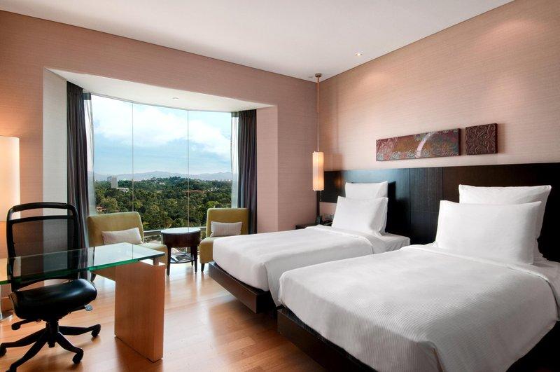Hilton Kuala Lumpur Pokoj