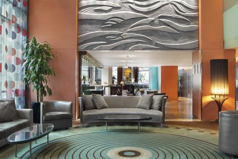 فندق فور بوينتس باي شيراتون لي فيردون  - Lobby