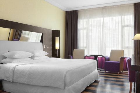 فندق فور بوينتس باي شيراتون لي فيردون  - Classic Room