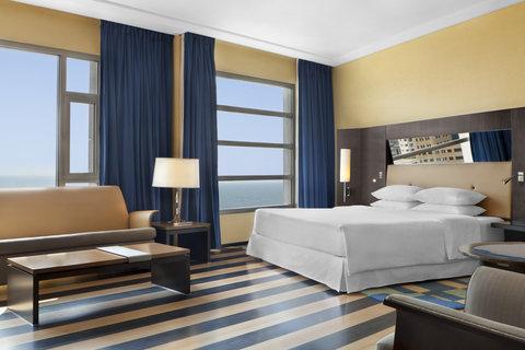فندق فور بوينتس باي شيراتون لي فيردون  - Junior Suite