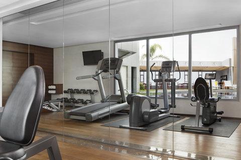 فندق فور بوينتس باي شيراتون لي فيردون  - Fitness Center
