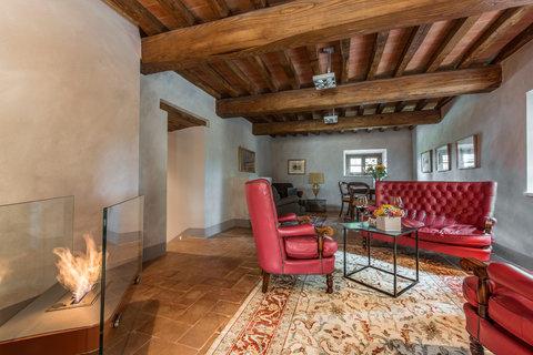 Villa Armena - Living Room