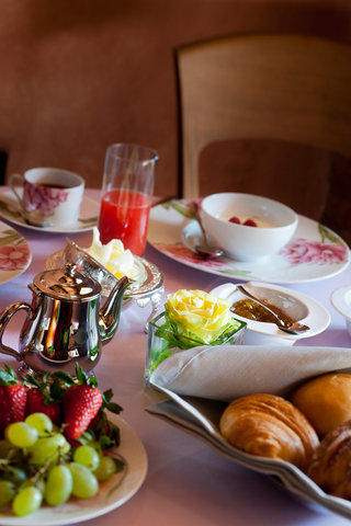 Villa Armena - Breakfast