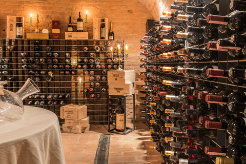 Villa Armena - Wine Cellar