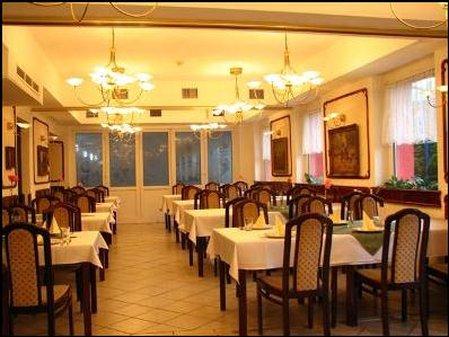 Polus Hotel - SCHPRestaurant