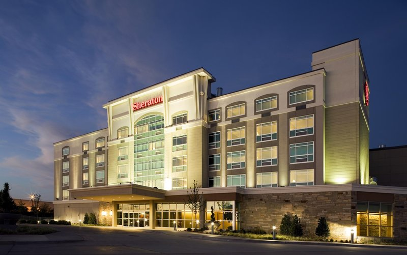 Sheraton Midwest City Hotel at the Reed Conference Center - Oklahoma City, OK