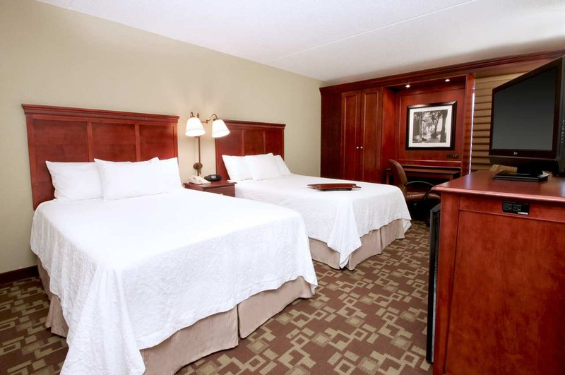 Hampton Inn Indianapolis-South Chambre