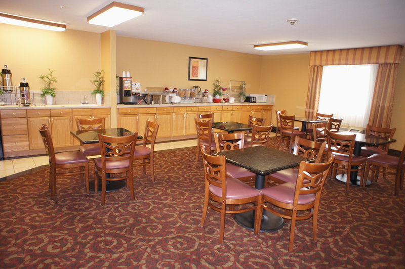 La Quinta Inn Salt Lake City West 餐饮设施