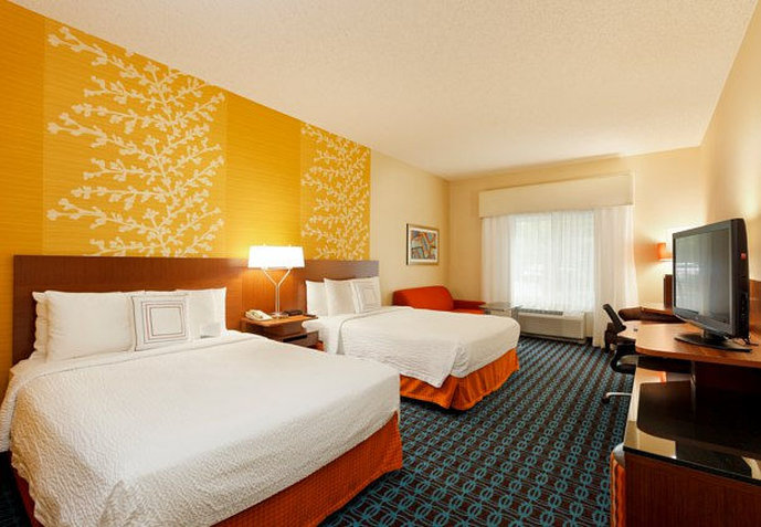 Fairfield Inn and Suites by Marriott Lake Oswego Vista do quarto