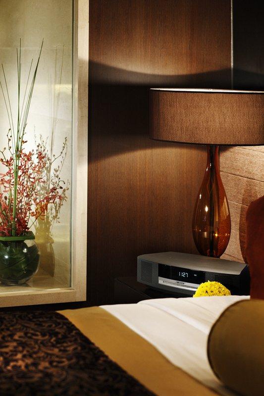 Crowne Plaza Hotel Sun Palace Beijing Pokoj