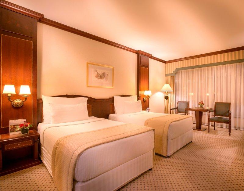 Millennium Hotel Abu Dhabi Вид в номере