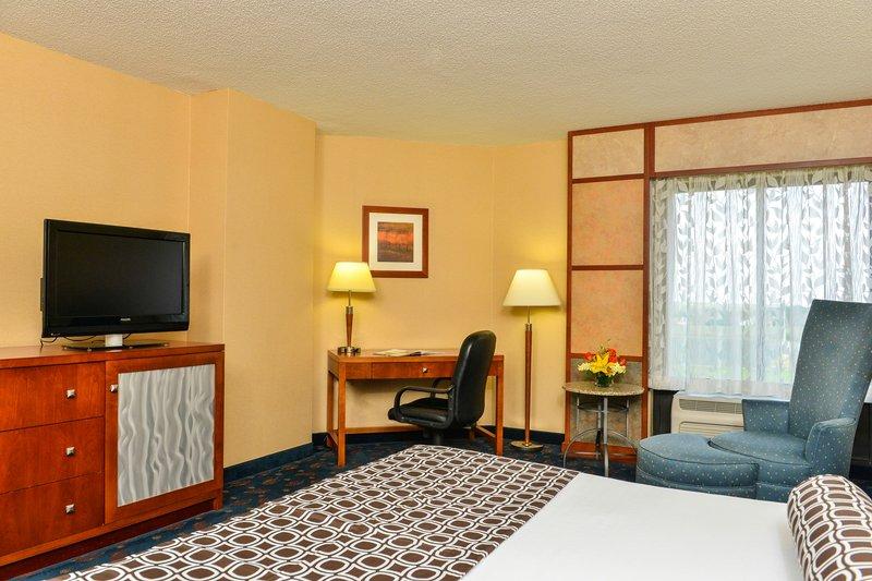 Crowne Plaza Hotel Dulles Airport Vista de la habitación