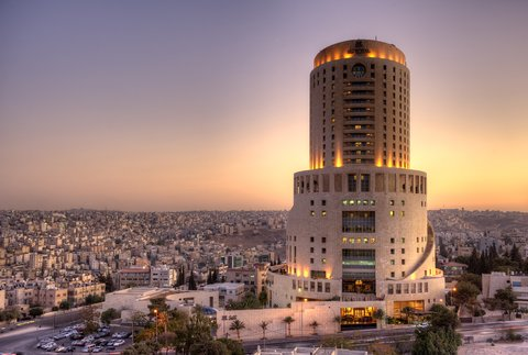 Le Royal Amman - Le Royal Hotels   Resorts - Amman