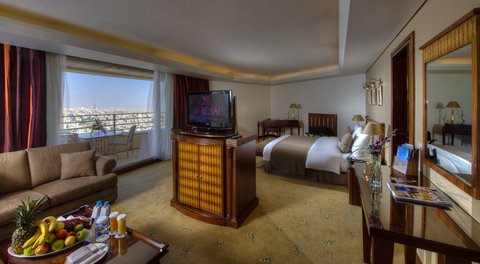 Le Royal Amman - Business Suite