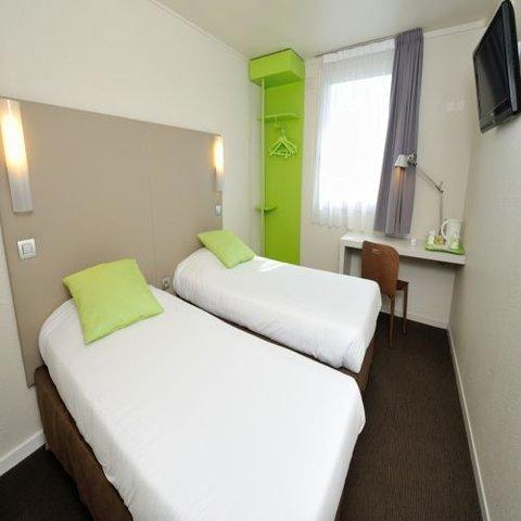 Campanile Nice Airport - twin room