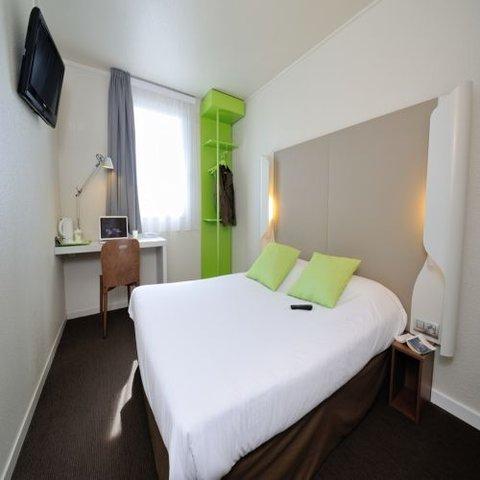 Campanile Nice Airport - double room