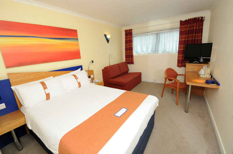 Holiday Inn Express Manchester-Salford Quays View of room