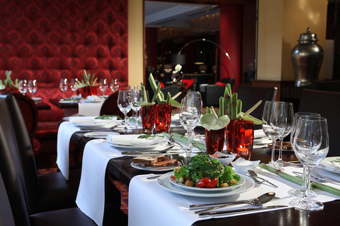 Lindner Hotel City Plaza Cologne - Restaurant Our Ox