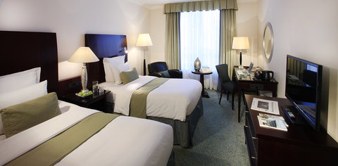 Lindner Hotel City Plaza Cologne - Room Twin