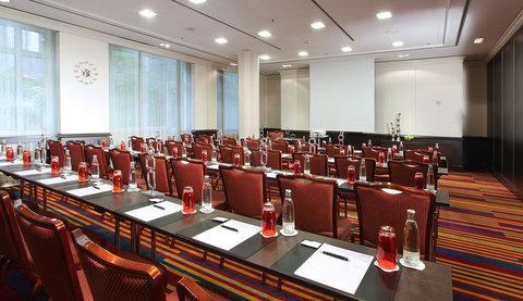 Lindner Hotel City Plaza Cologne - Conferenceroom