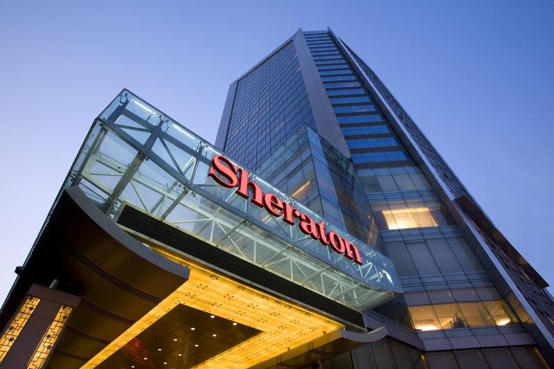 Sheraton Changsha Hotel Vista esterna