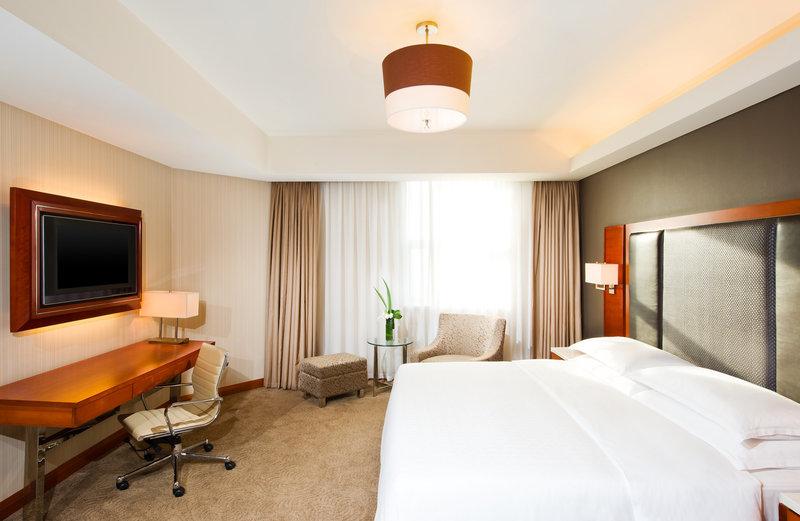 Sheraton Changsha Hotel Vista della camera