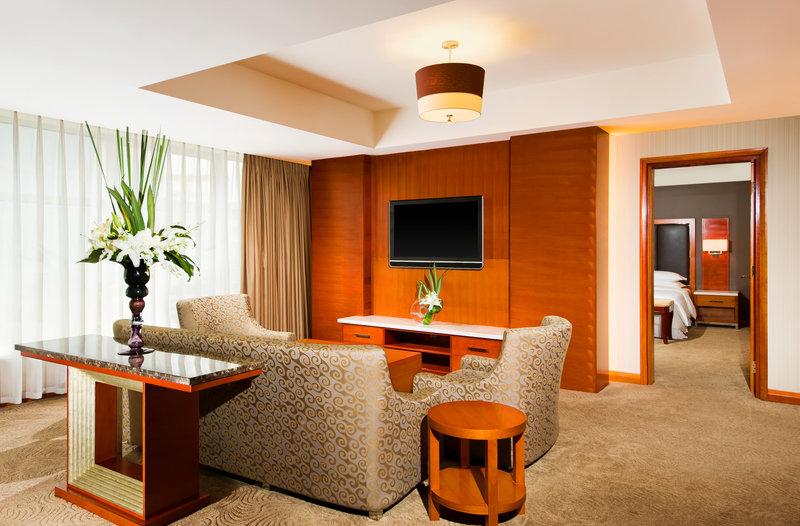 Sheraton Changsha Hotel Suite