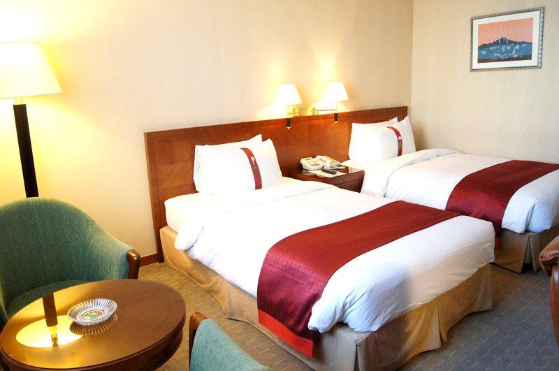 Holiday Inn Seongbuk Odanın görünümü