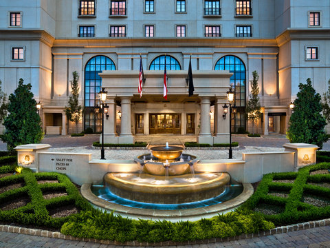 The St. Regis Atlanta - Exterior