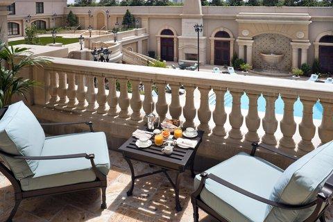The St. Regis Atlanta - View From Caroline Astor Balcony