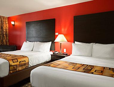 Days Inn Henryetta - Two Double Bed Room