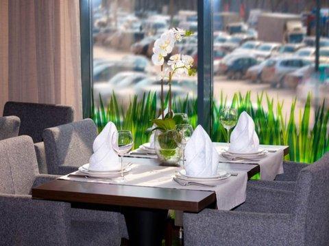 Gorskiy City Hotel - Restaurant