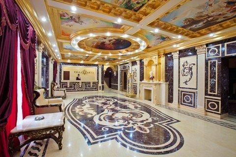 Villa ArtE - Reception